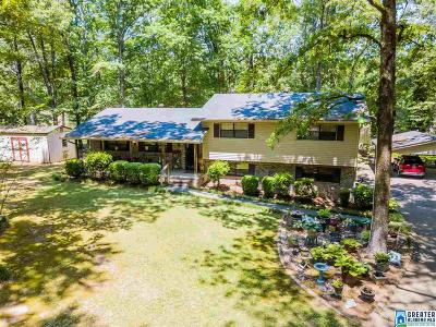 McCalla Single Family Home For Sale: 7715 Lakeshore Dr