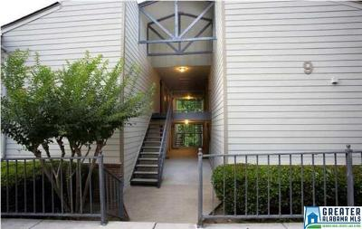 Hoover Condo/Townhouse For Sale: 902 Gables Dr #902
