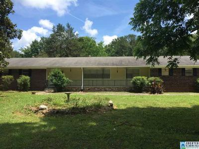Jacksonville Single Family Home For Sale: 608 SE Gardner Dr