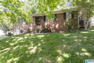 Birmingham Single Family Home For Sale: 1229 50th St S