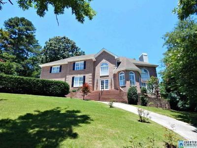Vestavia Hills Single Family Home For Sale: 1996 Rocky Brook Dr