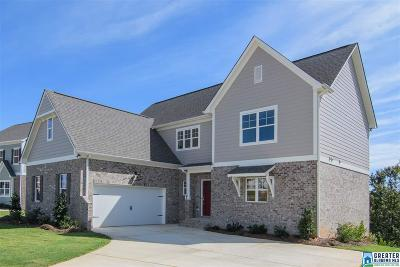Pelham Single Family Home For Sale: 3008 Camellia Ridge Ct