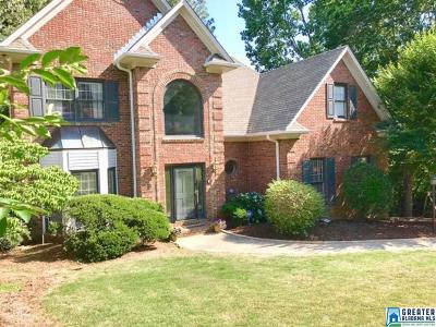 Hoover Single Family Home For Sale: 455 Marywood Ln
