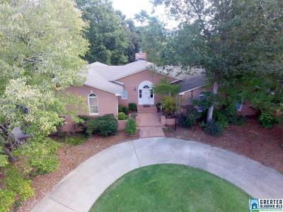 Birmingham AL Single Family Home For Sale: $519,900