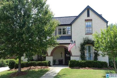 Hoover Single Family Home For Sale: 3701 James Hill Terr