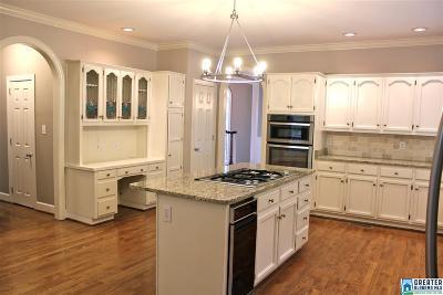 Vestavia Hills Single Family Home For Sale: 2421 Altaridge Cir
