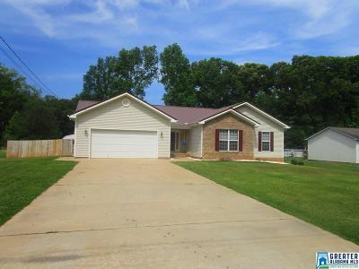 Oxford Single Family Home For Sale: 2420 Lark Ln