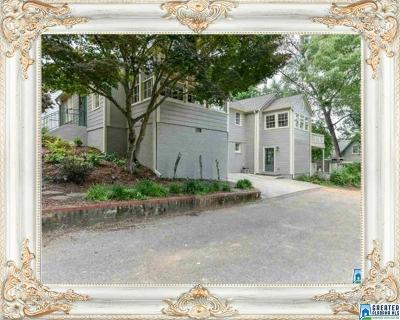 Homewood AL Single Family Home Active-Break Clause: $515,000