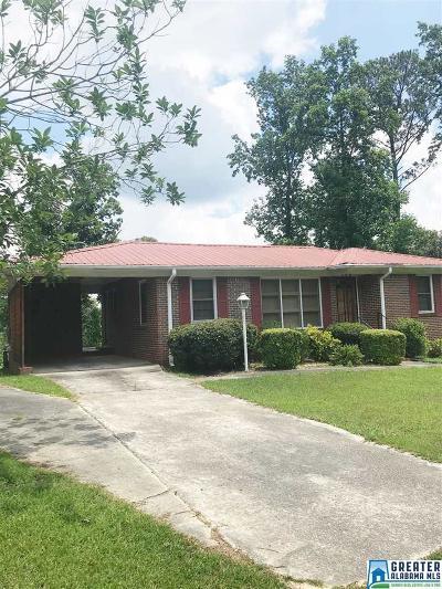 Graysville Single Family Home For Sale: 142 Portercrest Rd