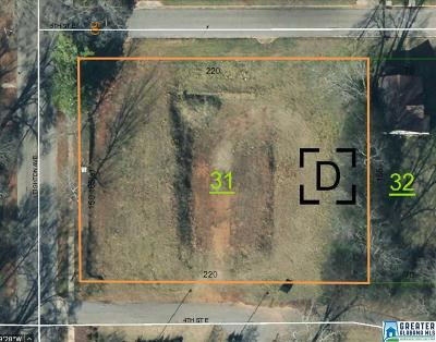 Anniston Residential Lots & Land For Sale: 429 Leighton Ave