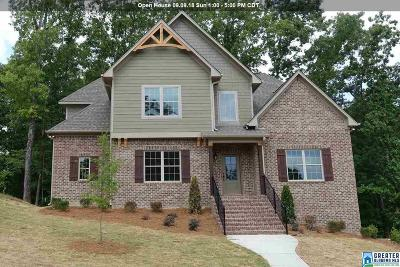 Alabaster Single Family Home For Sale: 120 Wisteria Dr