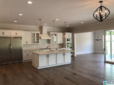 Hoover Single Family Home For Sale: 2744 Blackridge Ln