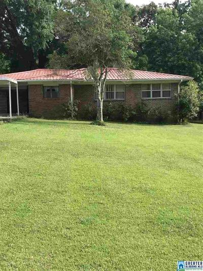 McCalla Single Family Home For Sale: 20453 Hwy 216