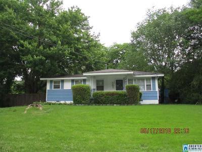 Birmingham, Homewood, Hoover, Irondale, Mountain Brook, Vestavia Hills Rental For Rent: 1657 NW 4th Way