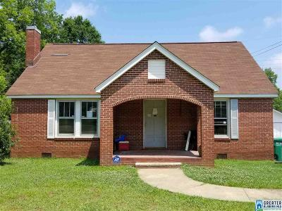 Single Family Home For Sale: 914 W Park St