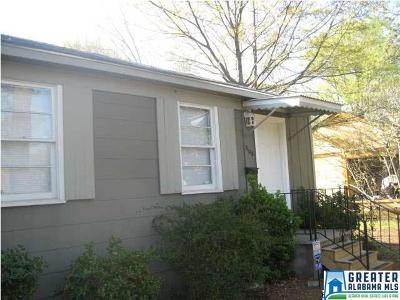 Birmingham Single Family Home For Sale: 7108 4th Ct