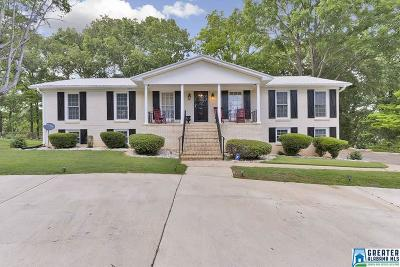 Birmingham Single Family Home For Sale: 1268 Old Oak Cir