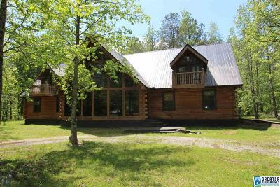 Anniston Single Family Home For Sale: 410 Iron City Cutoff