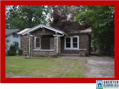 Birmingham, Homewood, Hoover, Irondale, Mountain Brook, Vestavia Hills Rental For Rent: 1611 31st St