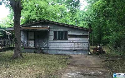 Birmingham Single Family Home For Sale: 2740 16th Ct N