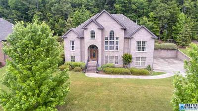 McCalla Single Family Home For Sale: 5936 High Forest Dr