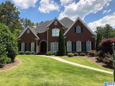 Birmingham Single Family Home For Sale: 166 Salisbury Ln