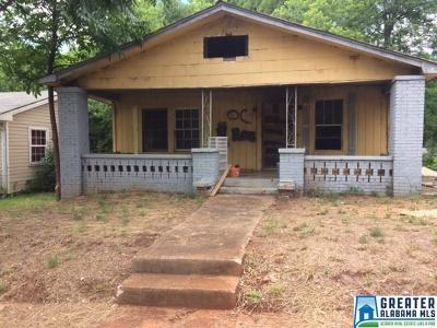 Birmingham Single Family Home For Sale: 36 S 5th Ave