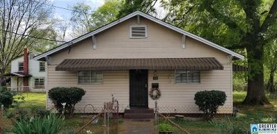 Birmingham Single Family Home For Sale: 2809 Parklawn Ave