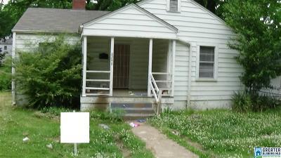 Birmingham Single Family Home For Sale: 8248 Vassar Ave