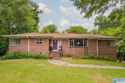 Birmingham Single Family Home For Sale: 409 Shades Crest Rd