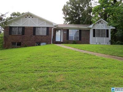 Birmingham Single Family Home For Sale: 1861 Cedar Crest Rd