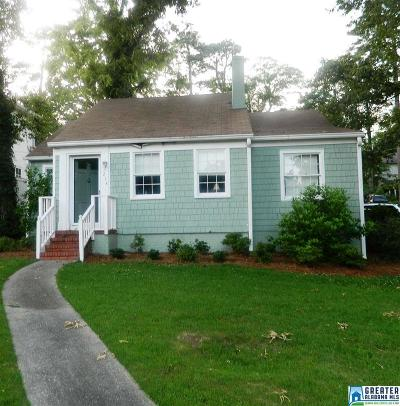 Mountain Brook Single Family Home For Sale: 214 Euclid Ave