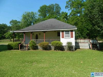 Single Family Home For Sale: 314 Hwy 25 E
