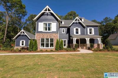Hoover Single Family Home For Sale: 1098 Blackridge Rd