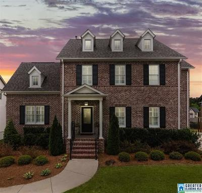 Vestavia Hills Single Family Home For Sale: 4952 Provence Cir