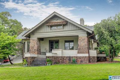 Birmingham AL Single Family Home For Sale: $814,900
