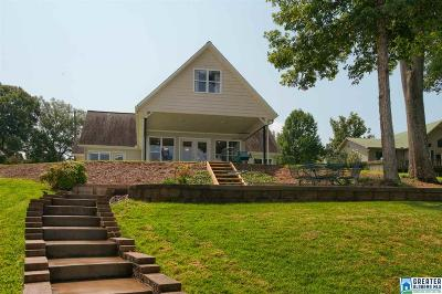 Talladega Single Family Home For Sale: 463 Indian Acres