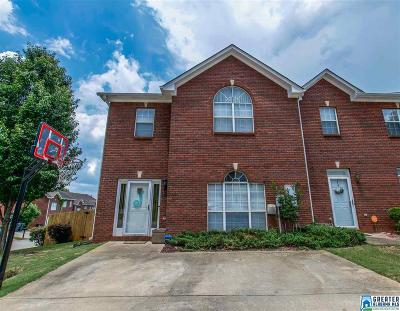 Pelham Condo/Townhouse For Sale: 166 Sommersby Cir