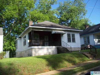 Birmingham Single Family Home For Sale: 4812 Ave O
