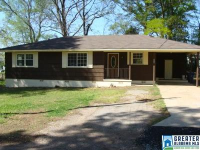 Birmingham Single Family Home For Sale: 5618 14th St S