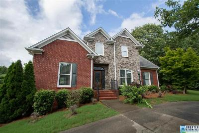 Hoover Single Family Home For Sale: 701 Mill Springs Ln