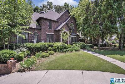 Birmingham Single Family Home For Sale: 1360 Highland Lakes Trl