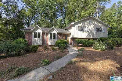 Mountain Brook AL Single Family Home For Sale: $429,900