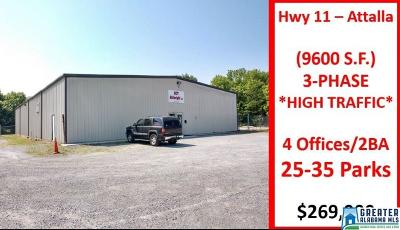 Commercial For Sale: 118 SW 3rd St
