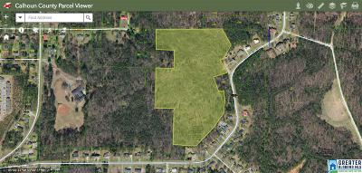 Jacksonville AL Residential Lots & Land For Sale: $65,900