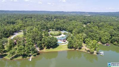 Alabaster Single Family Home Contingent: 300 Carriage Ln