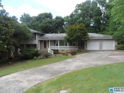 Anniston Single Family Home For Sale: 425 Cherokee Trl