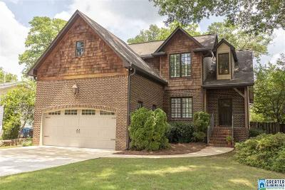 Homewood Single Family Home For Sale: 329 Kenilworth Dr