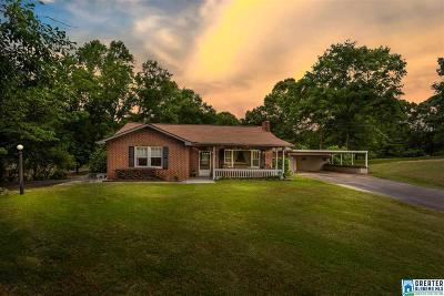 Oxford Single Family Home For Sale: 1105 Teresa Dr
