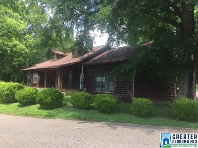 Wedowee Single Family Home For Sale: 534 NW 1st Ave
